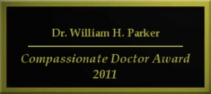 Compassionate Doctor Plate 2011