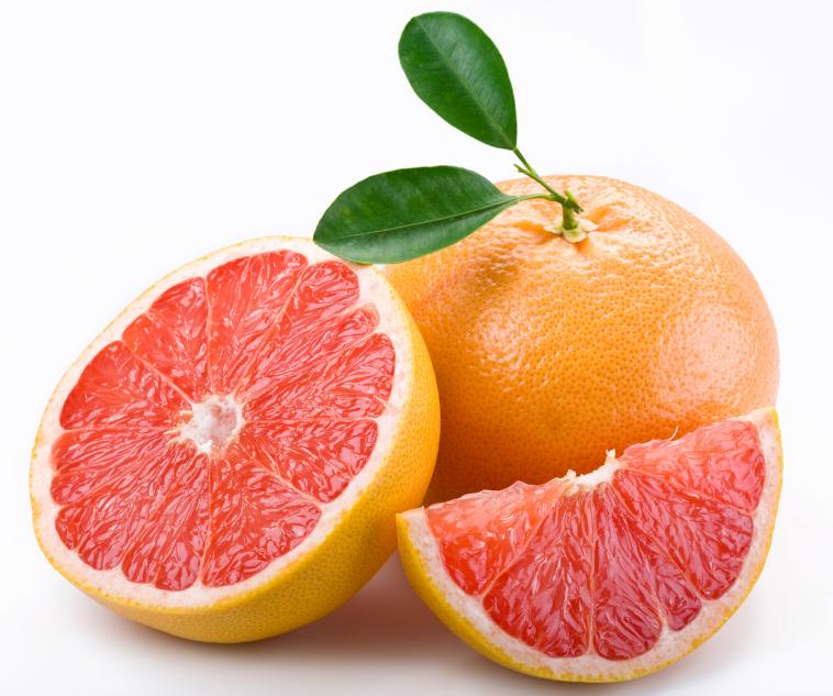 Grapefruit = 10 cm