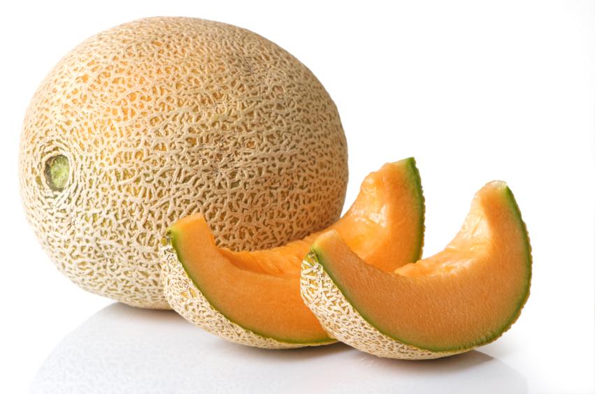 Cantaloupe = 12 cm